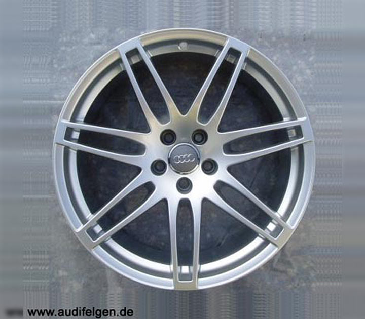 Scheibenrad Alu RS6 6-Doppelspeichen Design