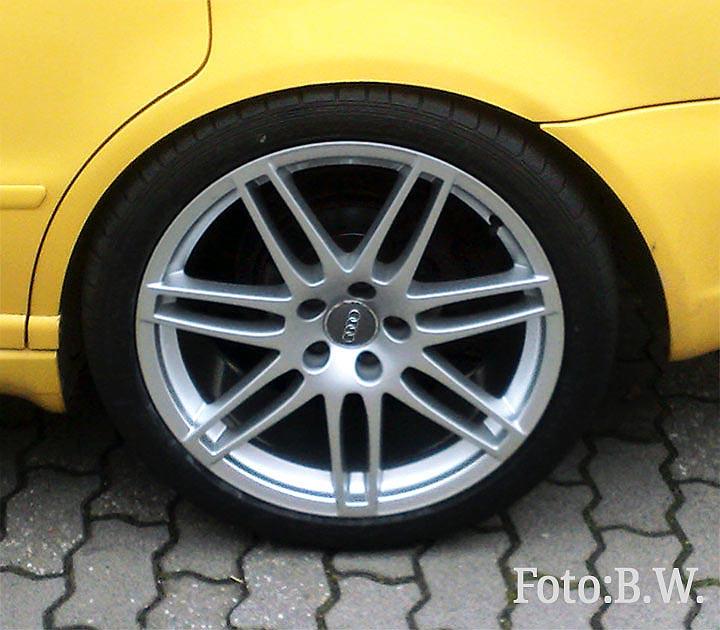 Audi exclusive 7-Doppelspeichen