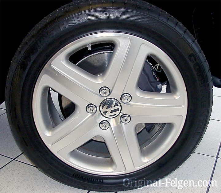 VW Scheibenrad AHTEO