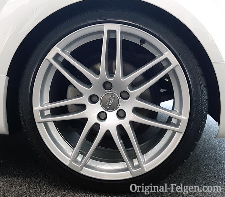 Audi Felge 19Zoll Scheibenrad Alu 7-Doppelspeichen-Design