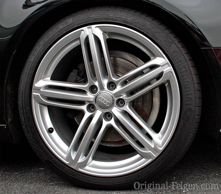 Audi exclusive 5-Segmentspeichen