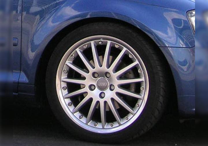 Aluminium-Gussrad Calito