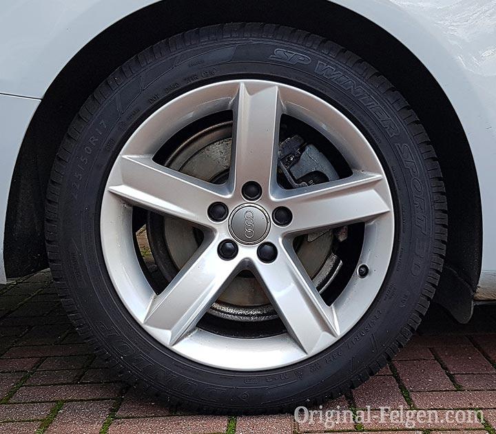 Original Audi Felgen 17 Zoll In 54634 Bitburg For 200 00 For Sale Shpock